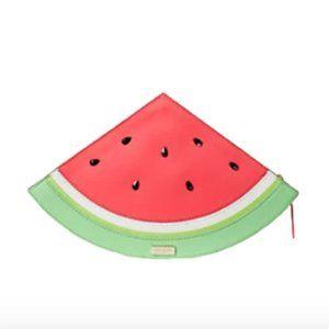 "Kate Spade || ""Make a Splash"" Watermelon Clutch"